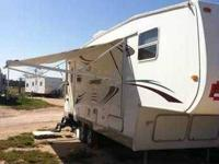 2009 Gulf Stream Conquest 5th Wheel This Gulf Stream is