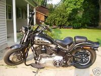 Description 2009 harley Davidson Crossbones Vehicle