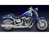 2009 Harley-Davidson CVO Softail Springer Nice clean