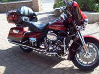 2009 Harley-Davidson CVO Ultra Classic Electra Glide