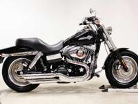 All trades wanted. 2009 Harley-Davidson Dyna Fat Bob