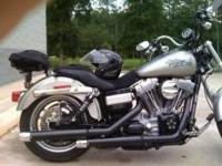 .2009 Harley-Davidson Dyna Glide for sale FXD with H49S
