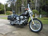 2009 Harley Davidson Dyna Low Rider Cruiser This bike
