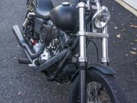 120 R Screaming Eagle powered Harley-Davidson Dyna