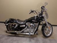 2009 Harley-Davidson Dyna Super Glide SLIP ONS LOWERED