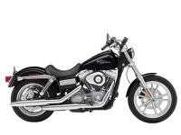 2009 Harley-Davidson Dyna Super Glide FXD As a pure