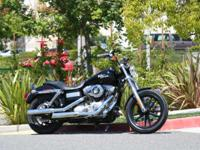2009 Harley-Davidson Dyna Super Glide Low Miles! As a