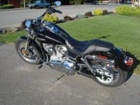2009 Dyna Super Glide Custom model FXDC in classic
