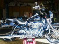 It has more harley davidson chrome then you can