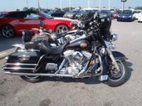 2009 Harley Davidson Electra Glide This cycle has 5,000