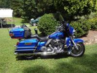 2009 Harley Davidson Electra Glide Ultra Classic This
