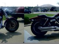 2009 Harley Dvidson Fatbob in pristine condition. Tons