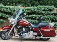 2009 Harley-Davidson FLHR-Road King/ Original Owner