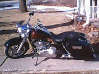 2009 Harley Davidson FLHR Road King - - This bike is a