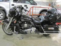 This well preserved 2009 Harley-Davidson Touring Ultra