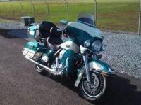2009 Harley Davidson FLHTCU Ultra Classic Electra