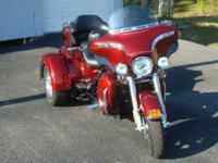 2009 Harley-Davidson FLHTCUTG Tri-glide Ultra Classic-