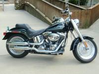 2009 Harley Davidson FLSTF Fat Boy. Cost minimized!!!