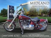 (2009 HARLEY DAVIDSON FXCWC ROCKER C) This bike will