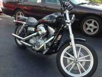 2009 Harley Davidson FXD Dyna Super Glide Cruiser Cycle