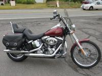 THIS IS THE HARLEY THEY ALL TRY TO COPY! This Softail