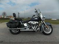 2009 Harley-Davidson Heritage Softail Classic 2009