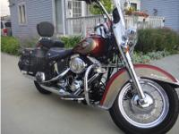 2009 Harley-Davidson Heritage Softail CLASSIC, Harley