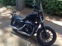 I'm selling my Iron 883 for $8,000. Cash only. It has