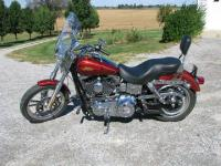 2009 Harley Davidson Lowrider, 2736 miles, This bike is