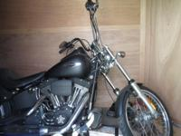 I am selling my Harley-Davidson Night Train. This is