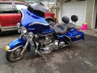 I have for sale a 2009 Harley Davidson Road King. The