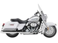 2009 Harley-Davidson Road King Pearl color is rare.