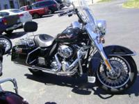 2009 Harley-Davidson Road King Classic ready for
