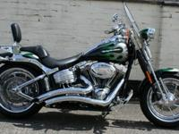 Harley Davidson 110c Inch / 1800cc CVO FXSTSSE3