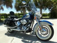 2009 Harley Davidson Heritage Classic (1 Owner, 3,856