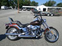 2009 Harley-Davidson Softail Custom ROOT BEER CANDY