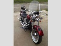 2009 Harley Davidson Softail Deluxe, 103 cu.in. Big