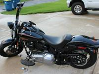 2009 Harley Davidson Cross Bones with 2546 original
