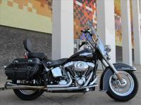 You are looking at a 2009 Harley-Davidson Softail