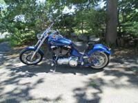 2009 Harley Davidson Softail Rocker, bought new, and