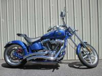 Motorcycles Softail 5366 PSN . 2009 Harley-Davidson