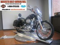 2009 Harley-Davidson Sportster 1200 Custom Photo's