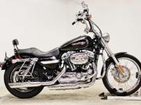 2009 Harley-Davidson Sportster 1200 Custom Sportster