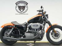 2009 Harley-Davidson Sportster 1200 Nightster High Flow