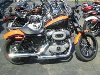 2009 Harley-Davidson Sportster 1200 Nightster Wont find