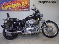 2009 Harley Davidson Sportster 1200C for sale $4,999!