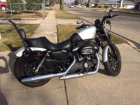 For Sale: 2009 Harley sportster 883 iron has around