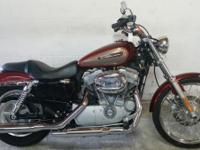 2009 Harley Davidson Sportster 883c for sale with only