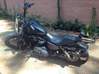 I have a 09 Harley Davidson Sportster, Iron 883 that