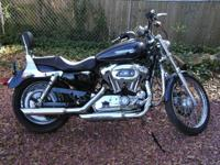 For Sale or Trade: A beautiful 2009 Harley Davidson XL